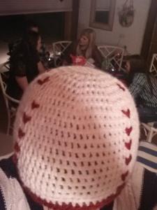 britt's hat
