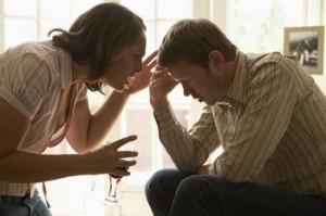 abusive woman