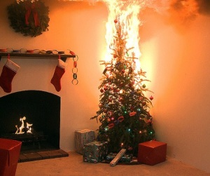 ruined christmas