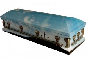 bling casket