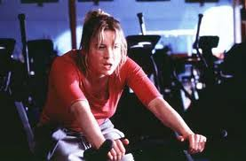 bridget jones working out