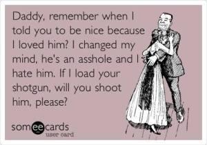 daddy remember