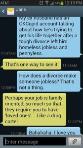 ex husband okcupid