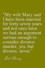 offensive divorce quote