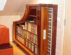 repurposed piano