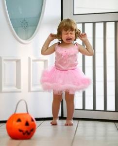 halloween tantrum