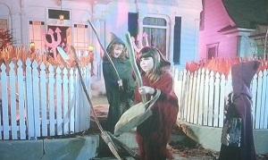 stealing brooms