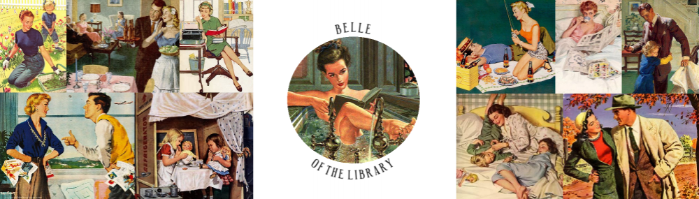 Belle of the Library